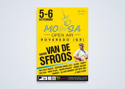 Manifesto Moesa Open Air