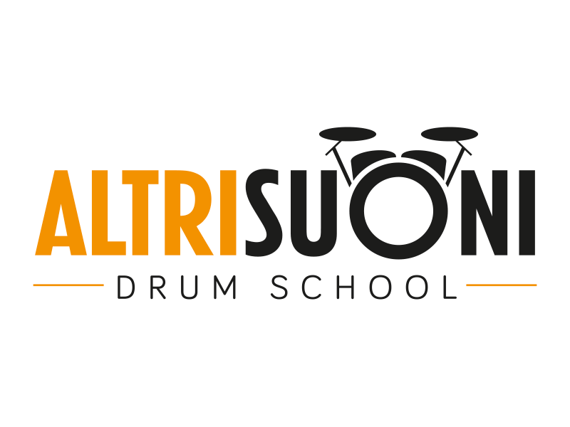 Logo Altrisuoni Drum School