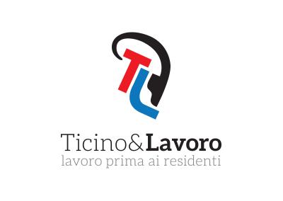 Logo Ticino e Lavoro