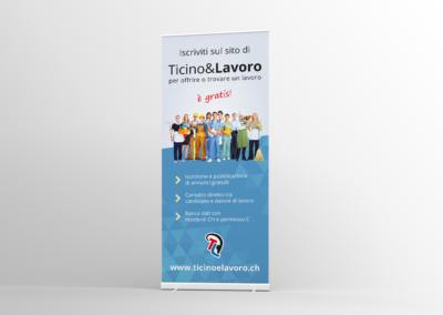 Roll Up Ticino & Lavoro 2018