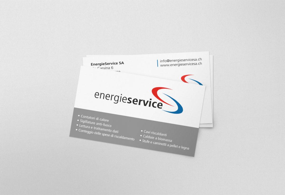 Biglietto da visita Energie service